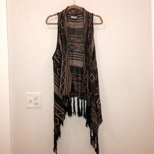 Jack by B.B. Dakota Poncho shawl